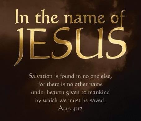 an analysis of god as the way to salvation Pray this salvation prayer to become a follower of jesus christ simply admit you are a sinner, pray from your heart to god, and he will save you.