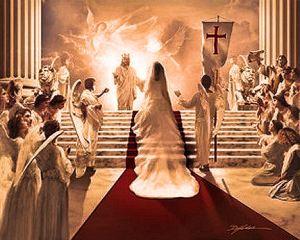 bridegroom jesus and church