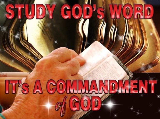study-gods-word-is-a-commandment