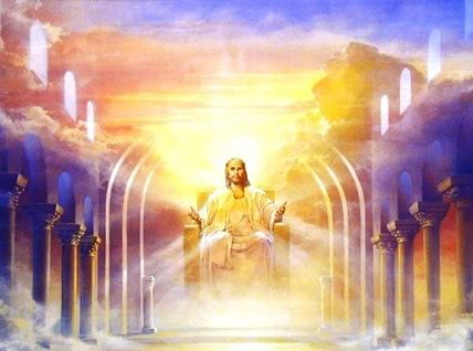 Jesus-Picture-King-On-The-Throne-In-Heaven