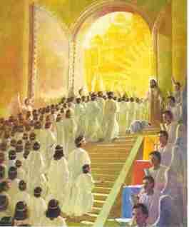 Résultats de recherche d'images pour «heaven praise of god»