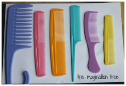 combs for art