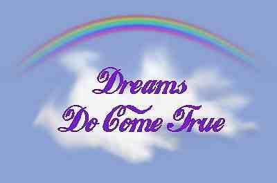 Dreams come true gods hotspot achieve dreams altavistaventures Choice Image