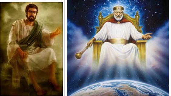 Snap1 human God and Son