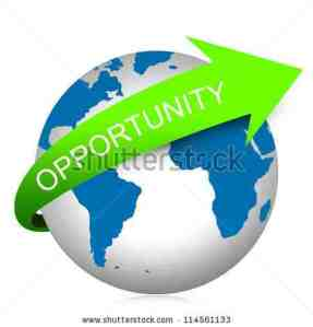 stock-photo-job-opportunity-concept-present-by-green-opportunity-arrow-on-the-blue-globe-isolated-on-white-114561133