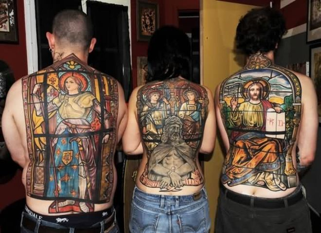 top-cool-back-christian-tattoos