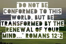 not conform