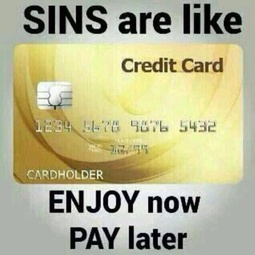 sin paid by christ