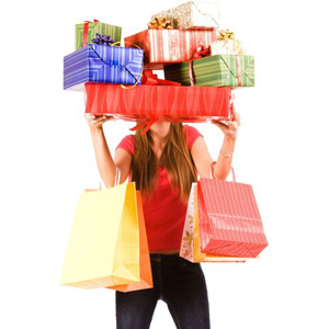 Image result for buying gifts