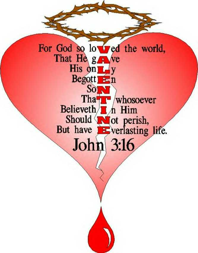 Toll Happy Valentines Day Jesus 1 290x280