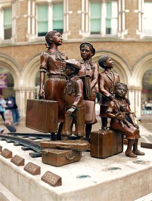 jewish children rescued in britain