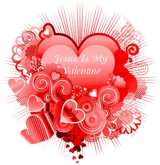 Jesus Is My Valentine11