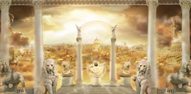 heavenly-golden-city