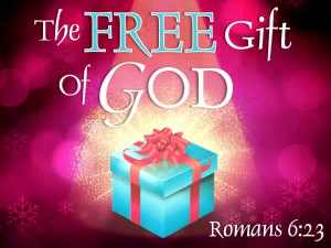 GOD'S GIFT OF ETERNAL LIFE – God's HotSpot