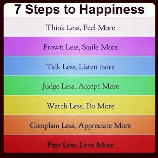 The-seven-steps-to-happiness