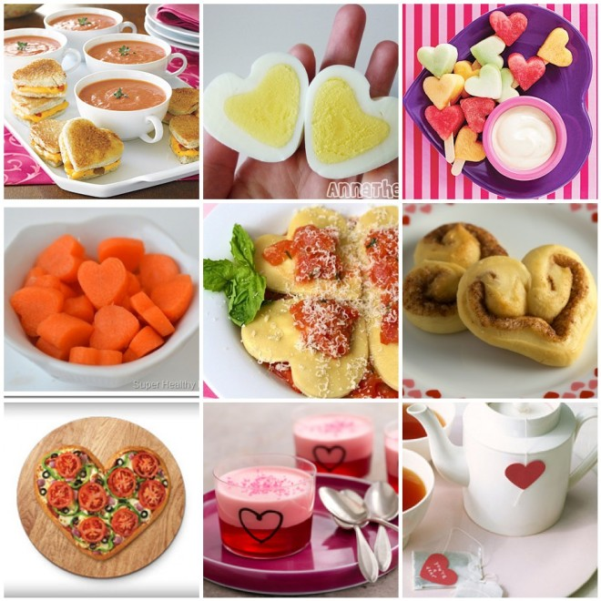 Valentines Day Food Love