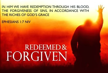 Redeemed And Forgiven
