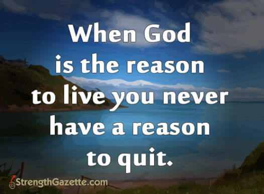 God-the-reason-to-never-quit