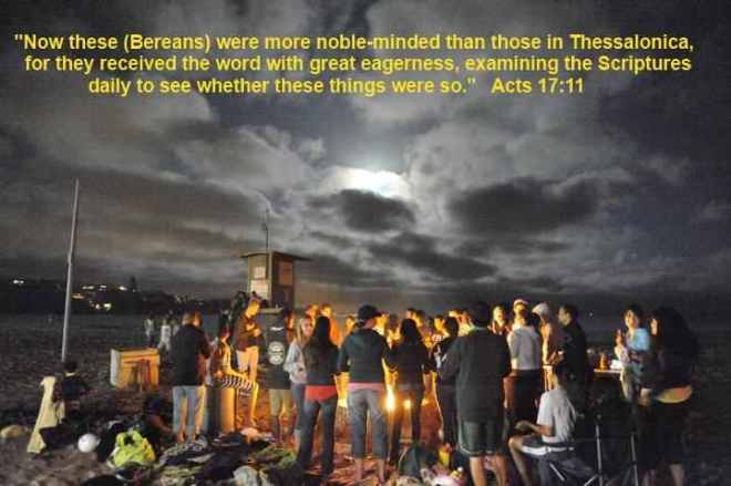 Acts 17-11 - Beach Bible Study - Del Mar Beach - Pastor Lito.jpg