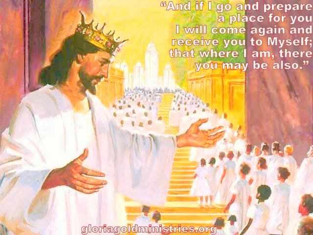 Jesus Christ welcomes. Gloria Gold Ministries blog