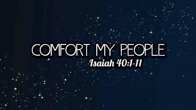 Isaiah-40
