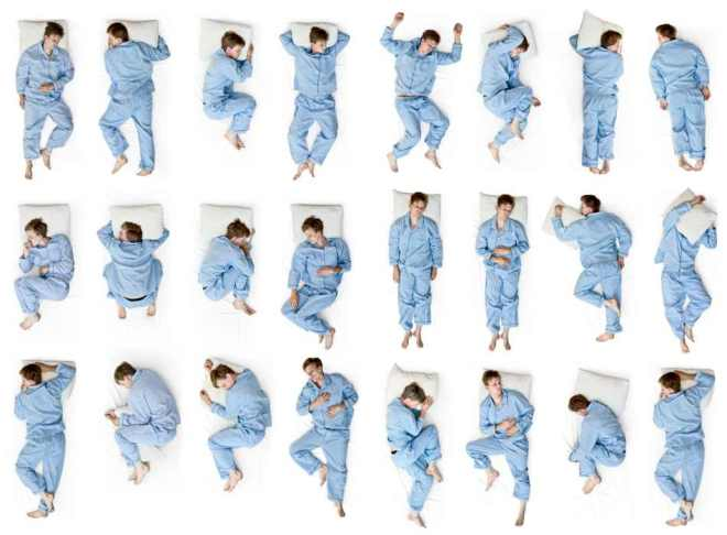 sleep-positions