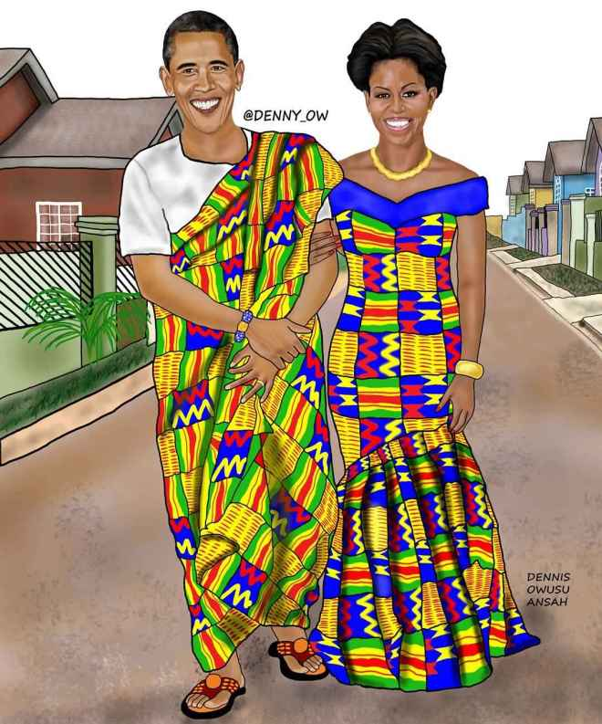 President-Barack-Obama-First-Lady-Michelle-Obama-Dennis-Owusu-Ansah-Artist-Files.jpg