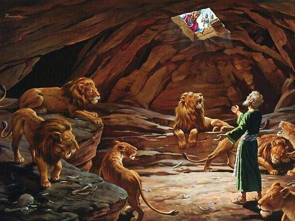 daniel na cova dos leões 1