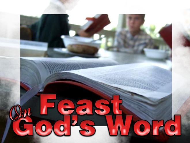 feast-on-gods-word