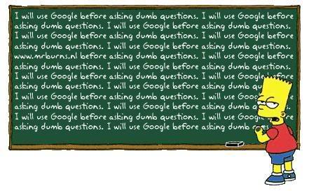 simpson-i will use google before asking dumb questions