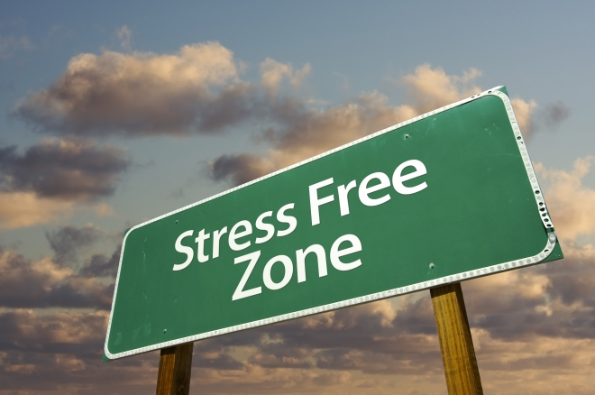 stress-free-zone-sign