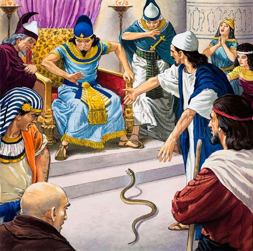 Jesus bruised and crushed serpent's head – GOD'S HOTSPOT