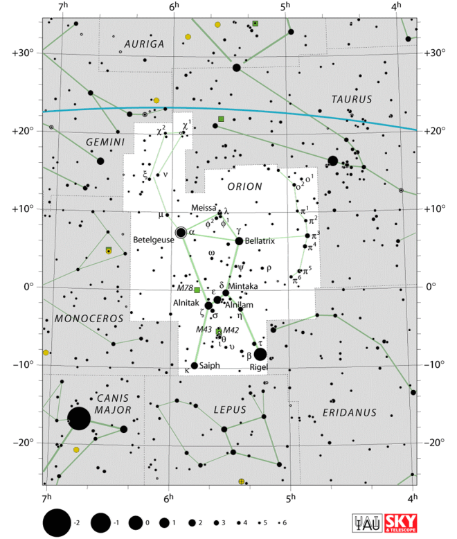 Orion-constellation-map