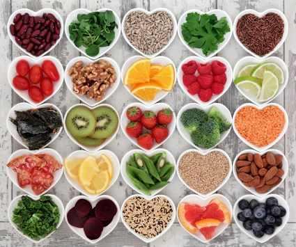 anitoxidants-foods