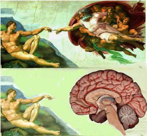 God-and-Brain
