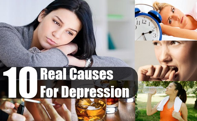 Causes-For-Depression