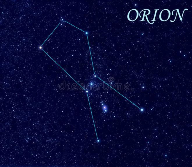 de-constellatie-van-orion-16935269
