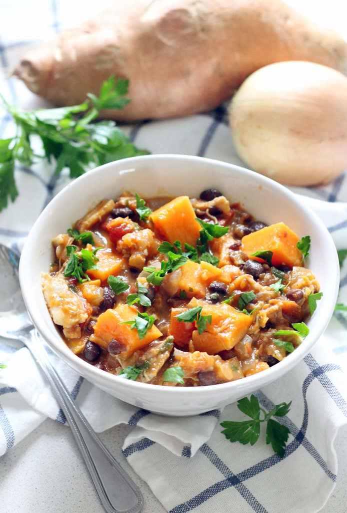 Chicken-Sweet-Potato-and-Black-Bean-Stew-2-694x1024