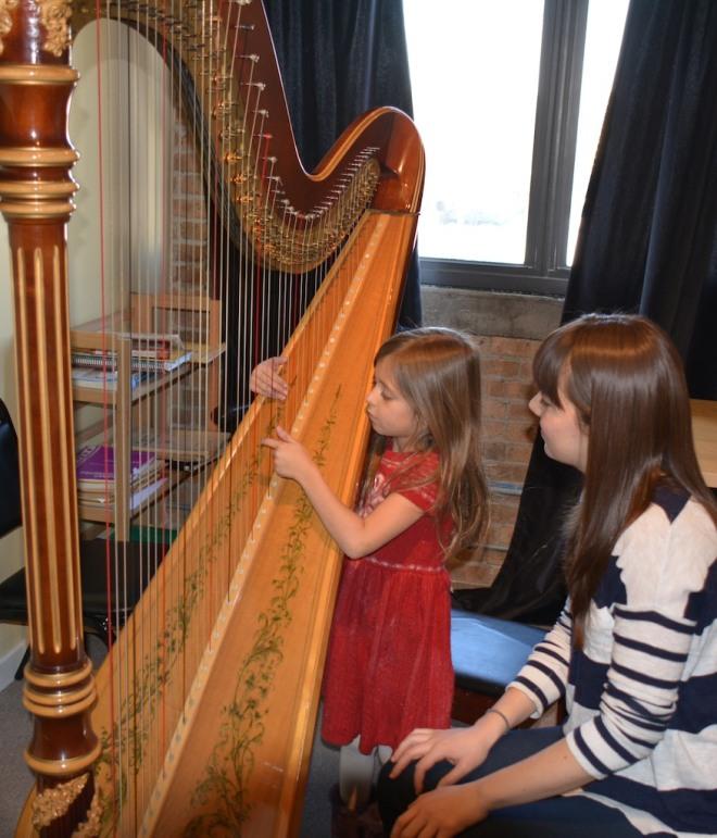 Harp_Lesson