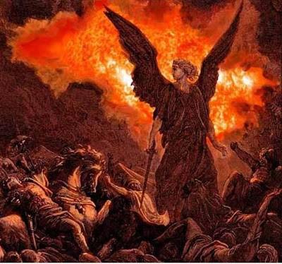GOD'S ANGELS DESTROY Evil – GOD'S HOTSPOT